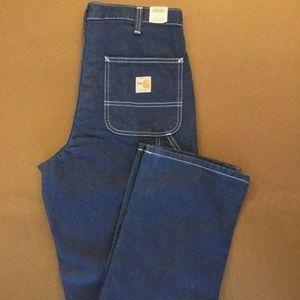 Carhartt FR Carpenter Jeans 33x36